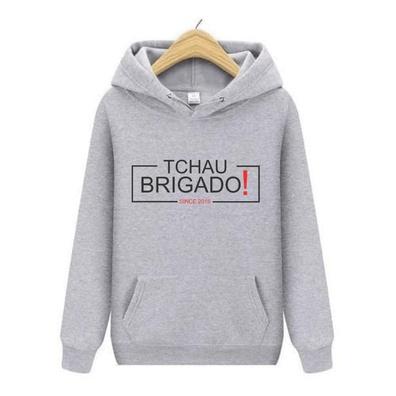 Moletom Country Tchau Brigado Cinza - MCT - JMCOUNTRY