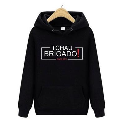 Moletom Country Tchau Brigado Preto - MCT - JMCOUNTRY