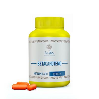 Betacaroteno 50mg - 60 Doses