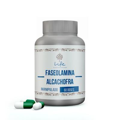 Faseolamina 500 com Alcachofra 500 - 60 Doses