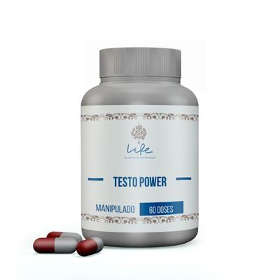 TESTO POWER - 60 Doses