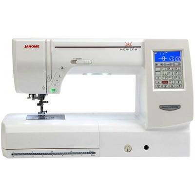 Máquina de Costura Janome 8200QCP + BRINDES ESPECIAIS (ESCOLHA DO CLIENTE)