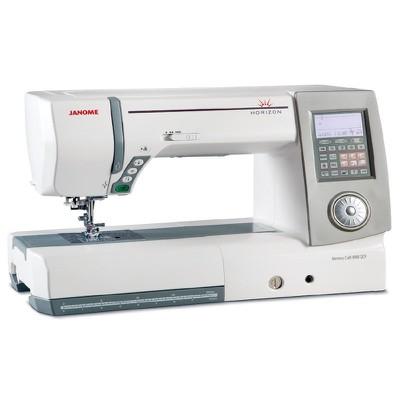 Máquina de Costura Janome 8900QCP + BRINDES ESPECIAIS (ESCOLHA DO CLIENTE)