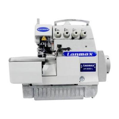 Máquina de Costura Interlock Direct Drive Bitola Larga Lanmax LM-505D-L