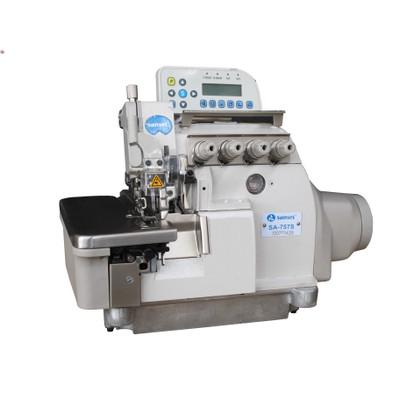 Máquina de Costura Interlock Eletrônica Sansei SA-757S