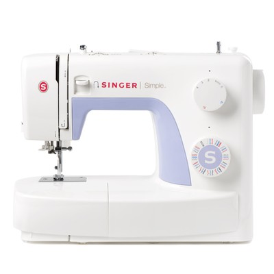 Máquina de Costura Singer Simple 3232 + BRINDES ESPECIAIS (ESCOLHA DO CLIENTE)