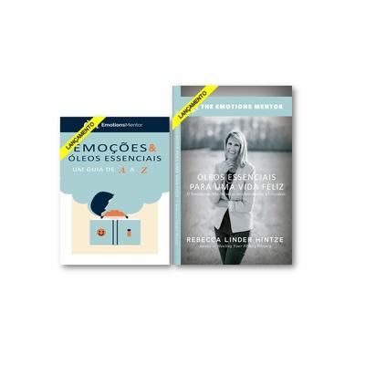 Combo Livros Rebecca Linder Hintze