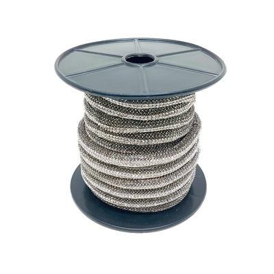 Cordão Infinity Holb, Black Diamond / Cristal.