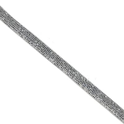 Tira Infinity Large Grafite - 40x1,5cm