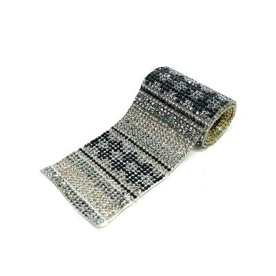 Tira - Étnica Maya, Black Diamond, 40x3,5cm.