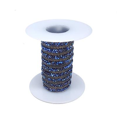 Tira Sparke - Hematite Blue, Base Silicone.