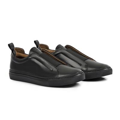Tênis Black - Fremont - CLUBE DO HOMEM Calçados e Acessórios Masculino