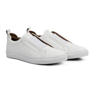 Tênis Branco - Fremont - CLUBE DO HOMEM Calçados e Acessórios Masculino
