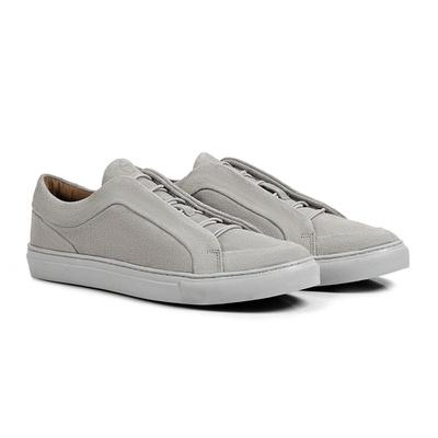 Tênis Grey - Campbell - CLUBE DO HOMEM Calçados e Acessórios Masculino