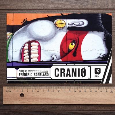 Graffiti Pocket Book . Cranio - GPB-Cranio - Shop Pixel Show