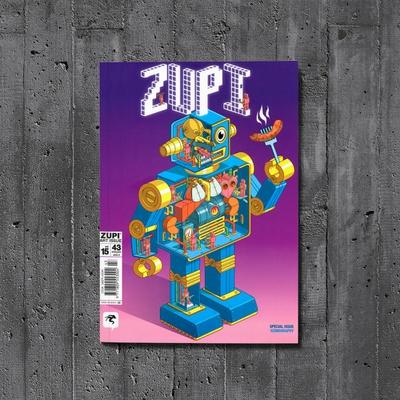 Revista Zupi 43 - zupi43 - Shop Pixel Show