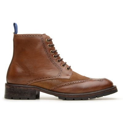 Coturno Firenze Brogue Whisky - GIANNO