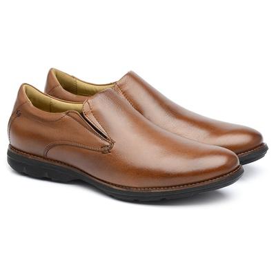 Sapato Casual Comfort Bronze 1103 - JACOMETTI