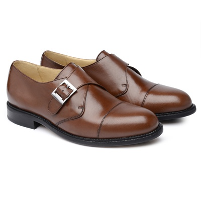 Sapato Scatamacchia Chocolate 303 - JACOMETTI