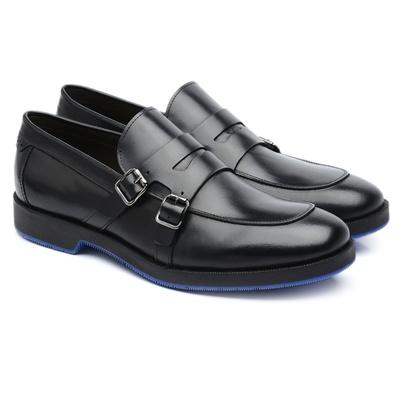 Sapato Masculino Preto 359015 - JACOMETTI