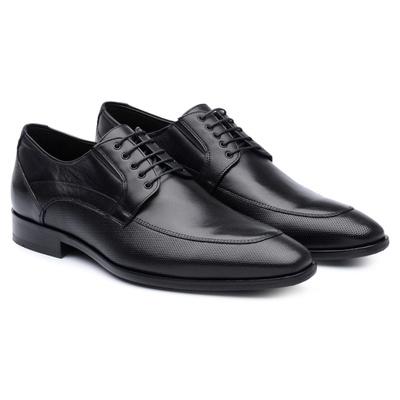 Sapato Scatamacchia Preto 4805 - JACOMETTI