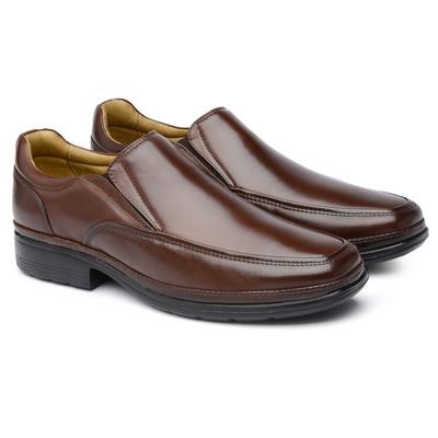 Sapato Casual Ultra-leve Café 4902 - JACOMETTI