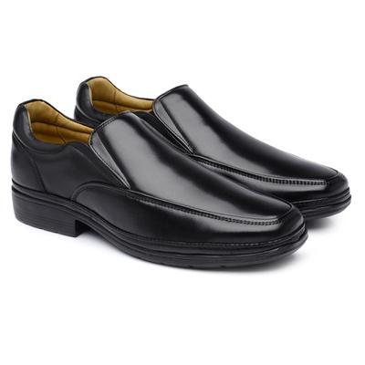 Sapato Casual Ultra-leve Preto 4902 - JACOMETTI
