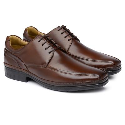 Sapato Casual Ultra-leve Café 4903 - JACOMETTI