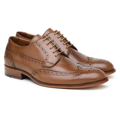 Sapato Masculino Casual Capuccino G02 - JACOMETTI