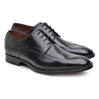 Sapato Social Masculino Derby Preto NPL008 - JACOMETTI