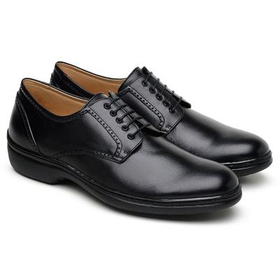 Sapato Long Time Preto Sc06 - JACOMETTI