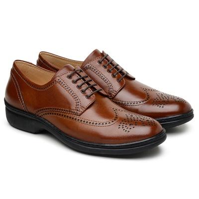Sapato Long Time Bronze Sc08 - JACOMETTI