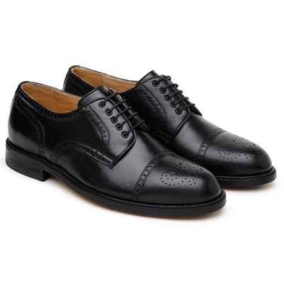 Sapato Scatamacchia Preto 301 - JACOMETTI