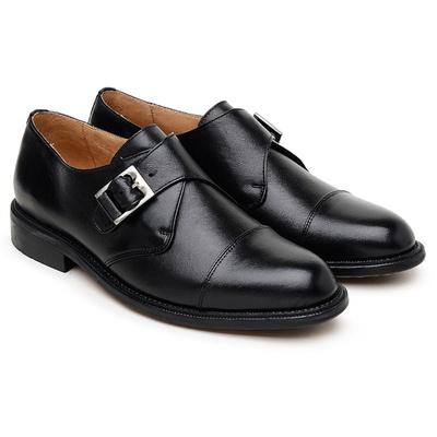 Sapato Scatamacchia Preto 303 - JACOMETTI