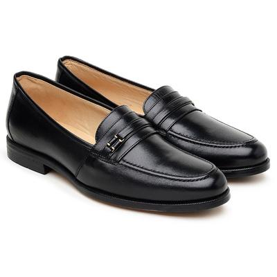 Sapato Scatamacchia Preto 504 - JACOMETTI