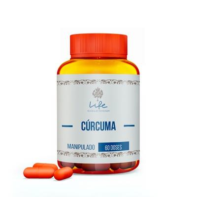 Curcuma 500mg - 60 Doses