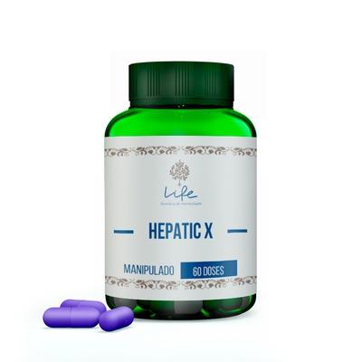 Hepatic-X - 60 Doses