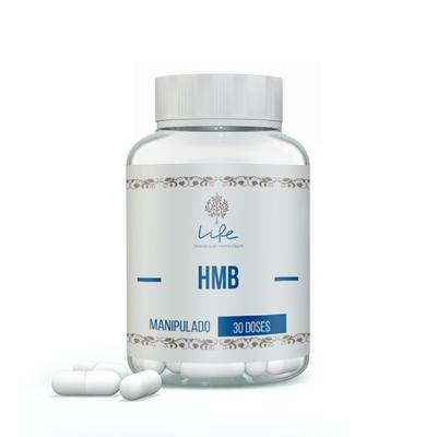 Hmb (hidroximetilbutirato De Cálcio) 3.000mg - 30 Doses