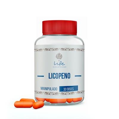 Licopeno 10mg - 30 Doses