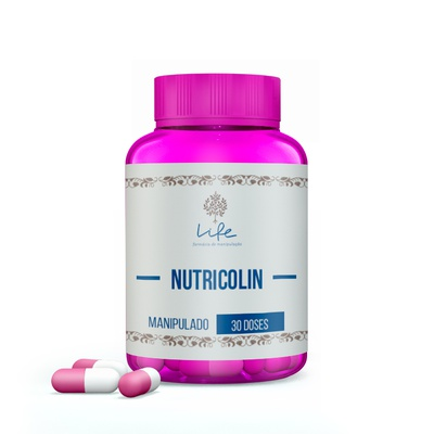 Nutricolin 300mg - 30 Doses