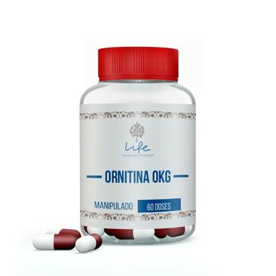 Ornitina OKG 500mg - 90 Doses