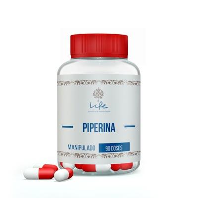 Piperina 15mg - 90 Doses