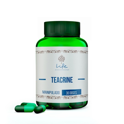 Teacrine 200mg - 30 Doses
