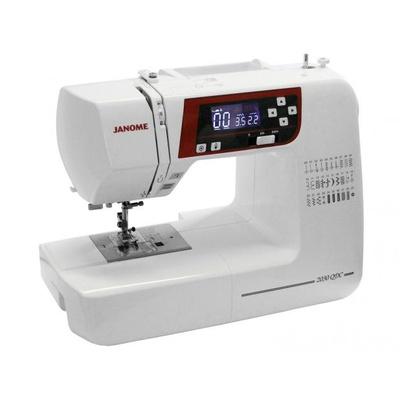 Máquina de Costura Janome 2030QDC + BRINDES ESPECIAIS (ESCOLHA DO CLIENTE)