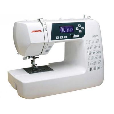 Máquina de Costura Janome 3160QDC + BRINDES ESPECIAIS (ESCOLHA DO CLIENTE)
