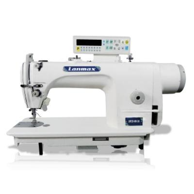 Máquina de Costura Reta Eletrônica Direct Drive Lanmax LM-128-HM-D4