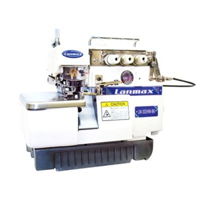 Máquina de Costura Overlock Lanmax LM-303HR-BK