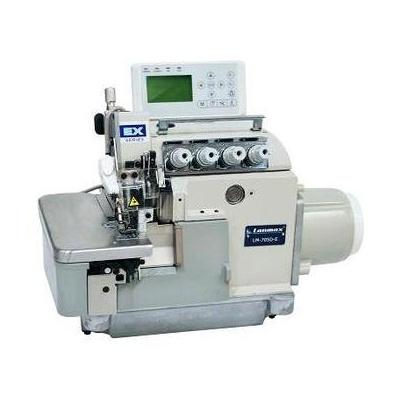 Máquina de Costura Interlock Eletrônica Lanmax LM-705D-E