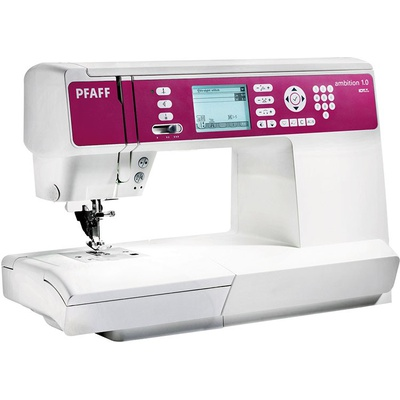 Máquina de Costura Pfaff Ambition 1.0