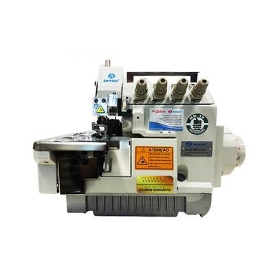 Máquina de Costura Overlock Ponto Cadeia Sansei SA-M798D-4-24 + BRINDES ESPECIAIS (ESCOLHA DO CLIENTE)